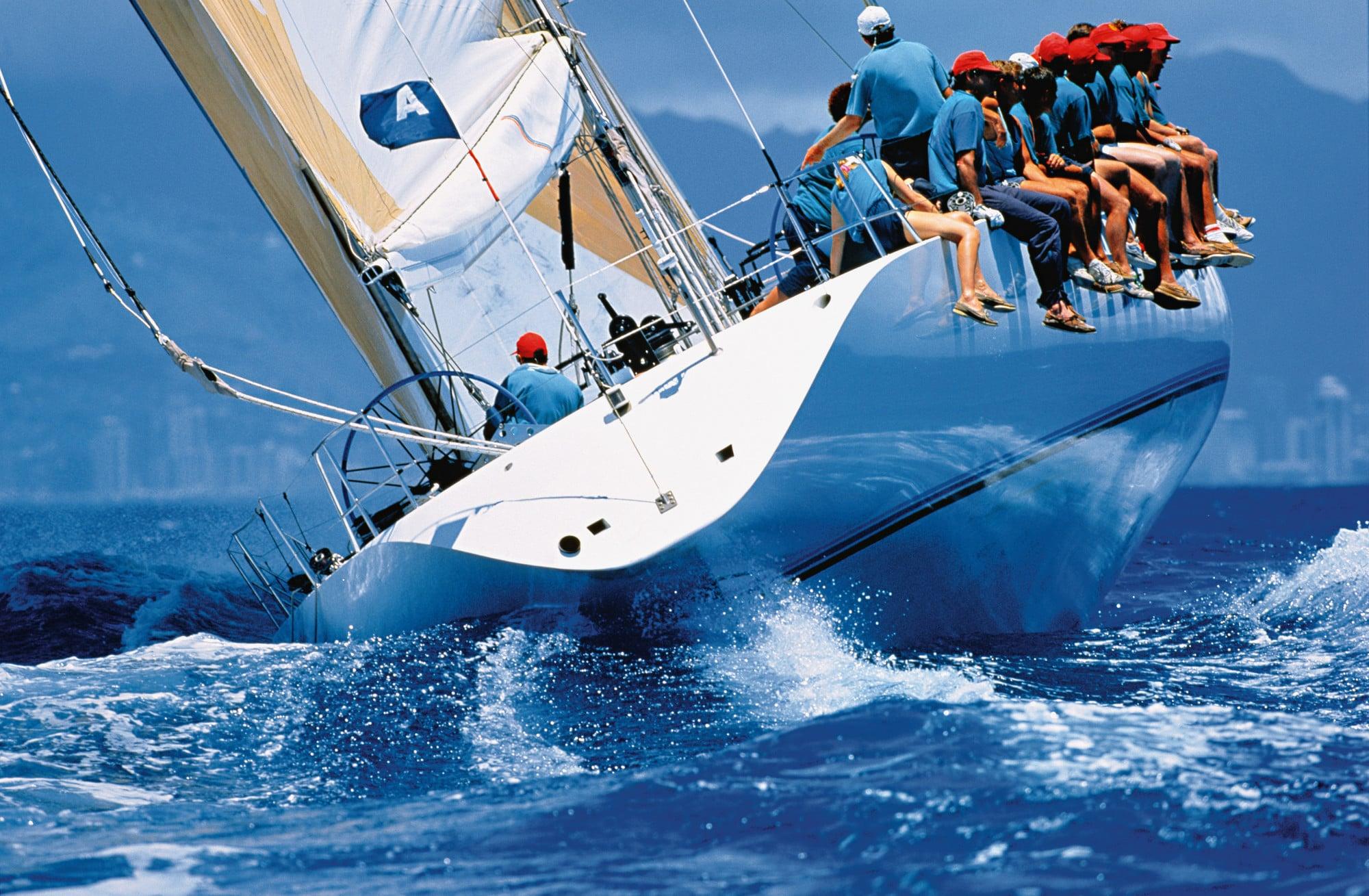 Что такое яхтинг и как начать им заниматься