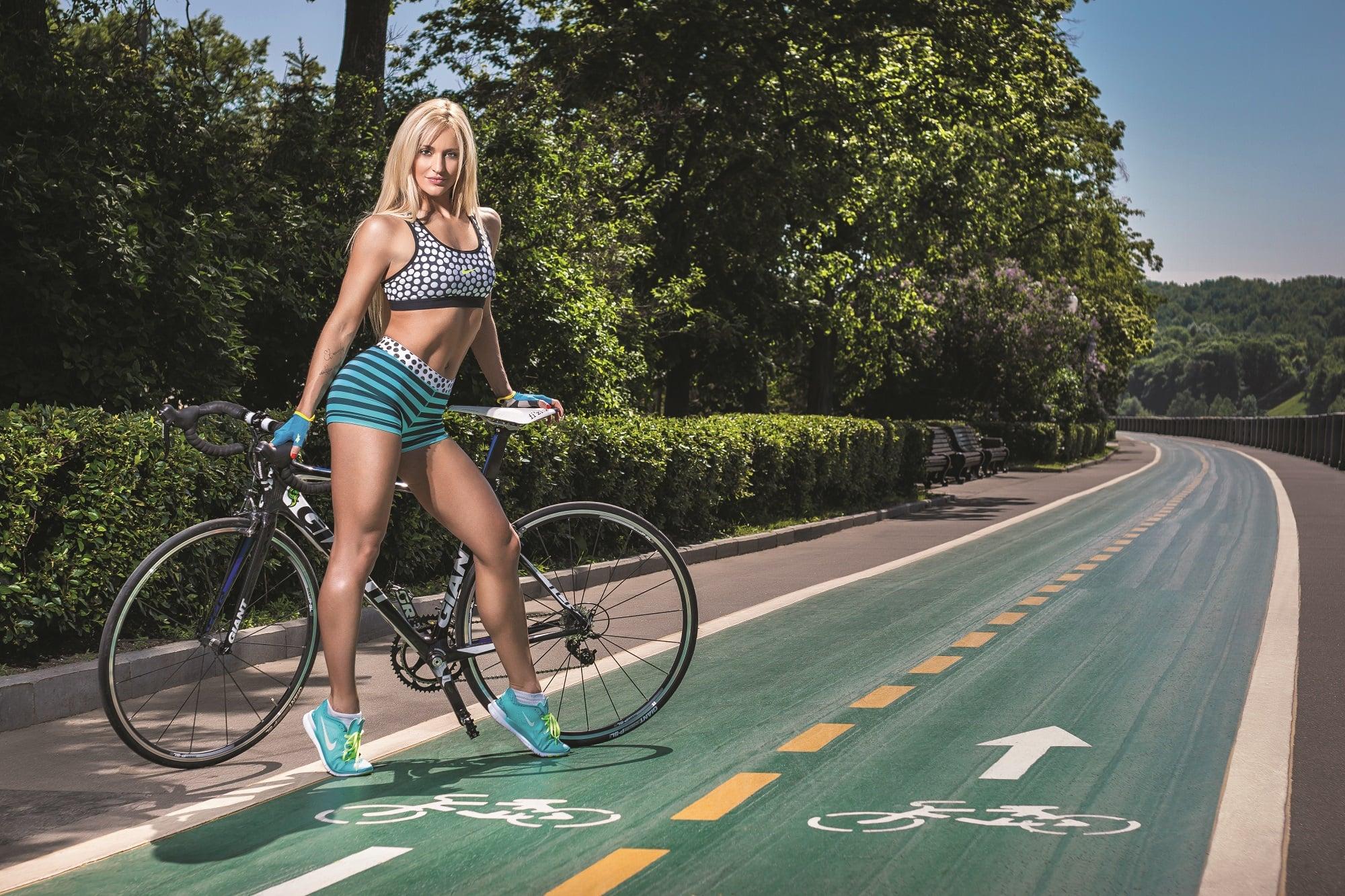 Фитнес бикини Екатерина Лаптева биография фото тренировки и питание спортсменки